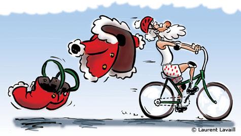 Passer noël en vélo avec Fixie Lille