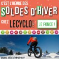 Lecyclo.com : soldes hiver 2017 sur Fixie Lille