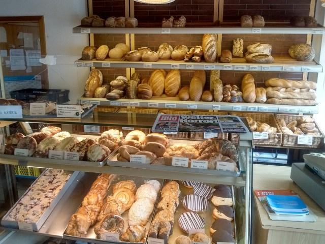 Boulangerie à Lille : exemple