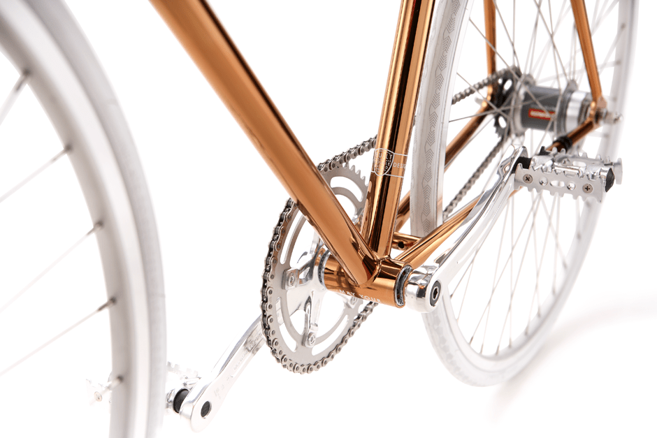 Bike ID copper