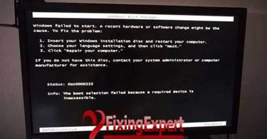 How-to-fix-The-Boot-Selection-Failed-Because-a-Required-Device-is-Inaccessible