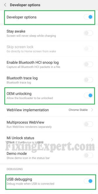 How to Unlock Bootloader of Xiaomi Redmi Note 3 - FixingExpert