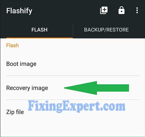 Install Twrp on Xiaomi redmi Note 3 by the help of Flashify