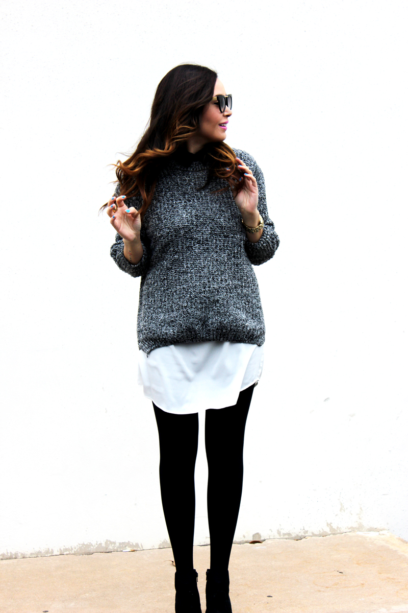 Fixin to Thrill | Austin Fashion Blog: Winter Knits