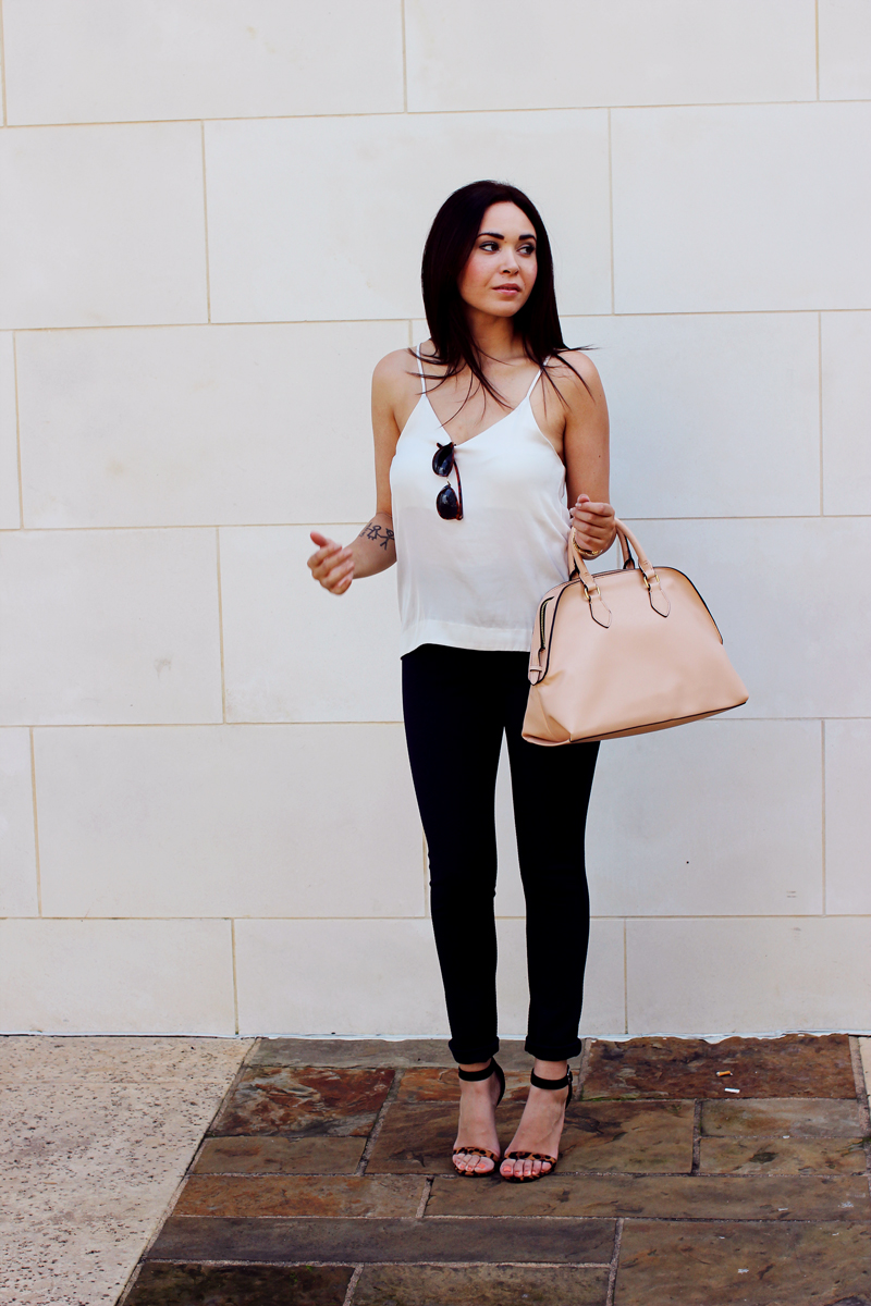 Fixin to Thrill | Austin Fashion Blog | Dark Hair