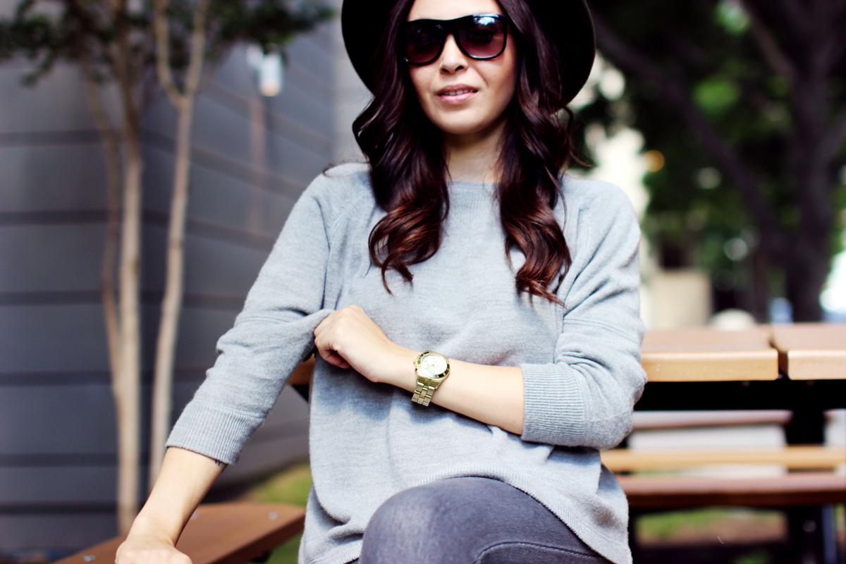 Austin Fashion Blog: Rainy Day Outfit