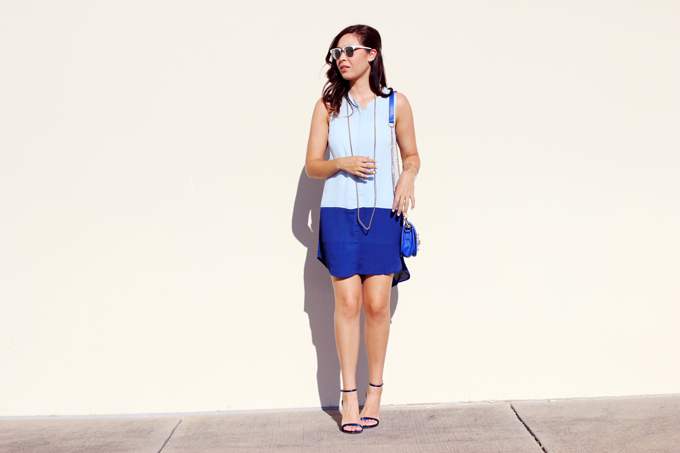 Fixin to Thrill   Austin Fashion Blog: Shirtdress
