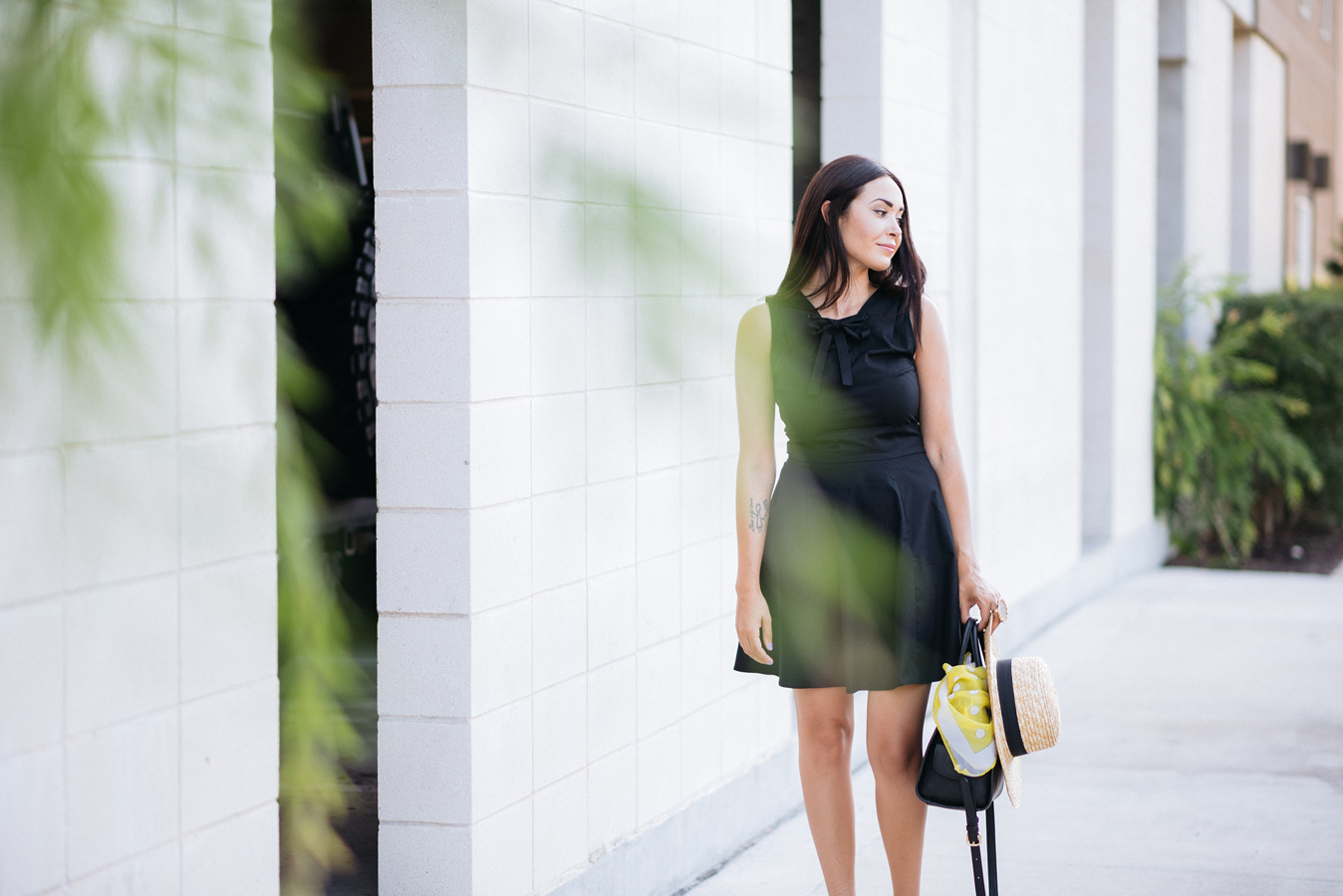 Fixin to Thrill | eshakti Little black dress customization