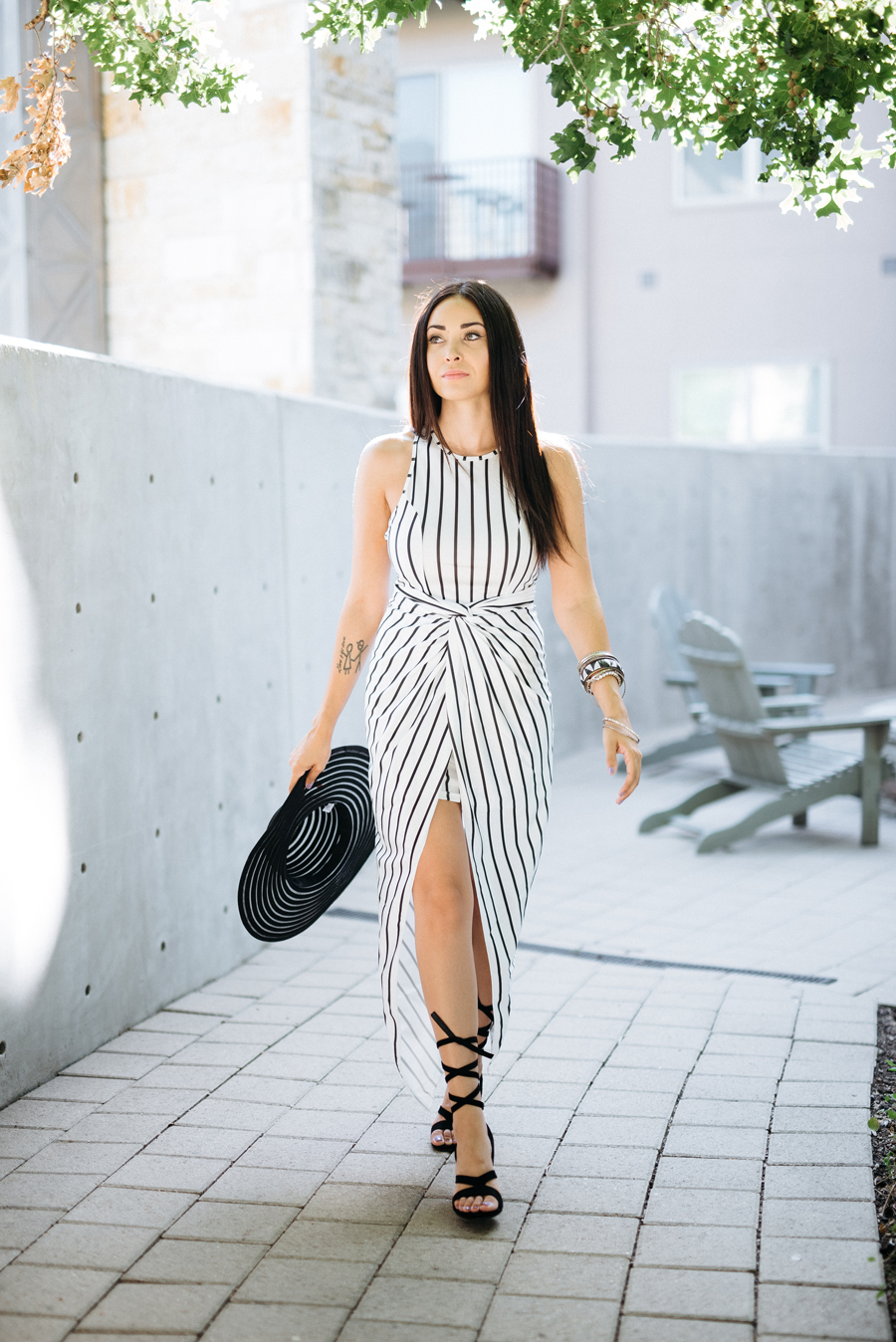 FTT-ZAFUL-BLACK-WHITE-STRIPES-SUMMER-CHIC-