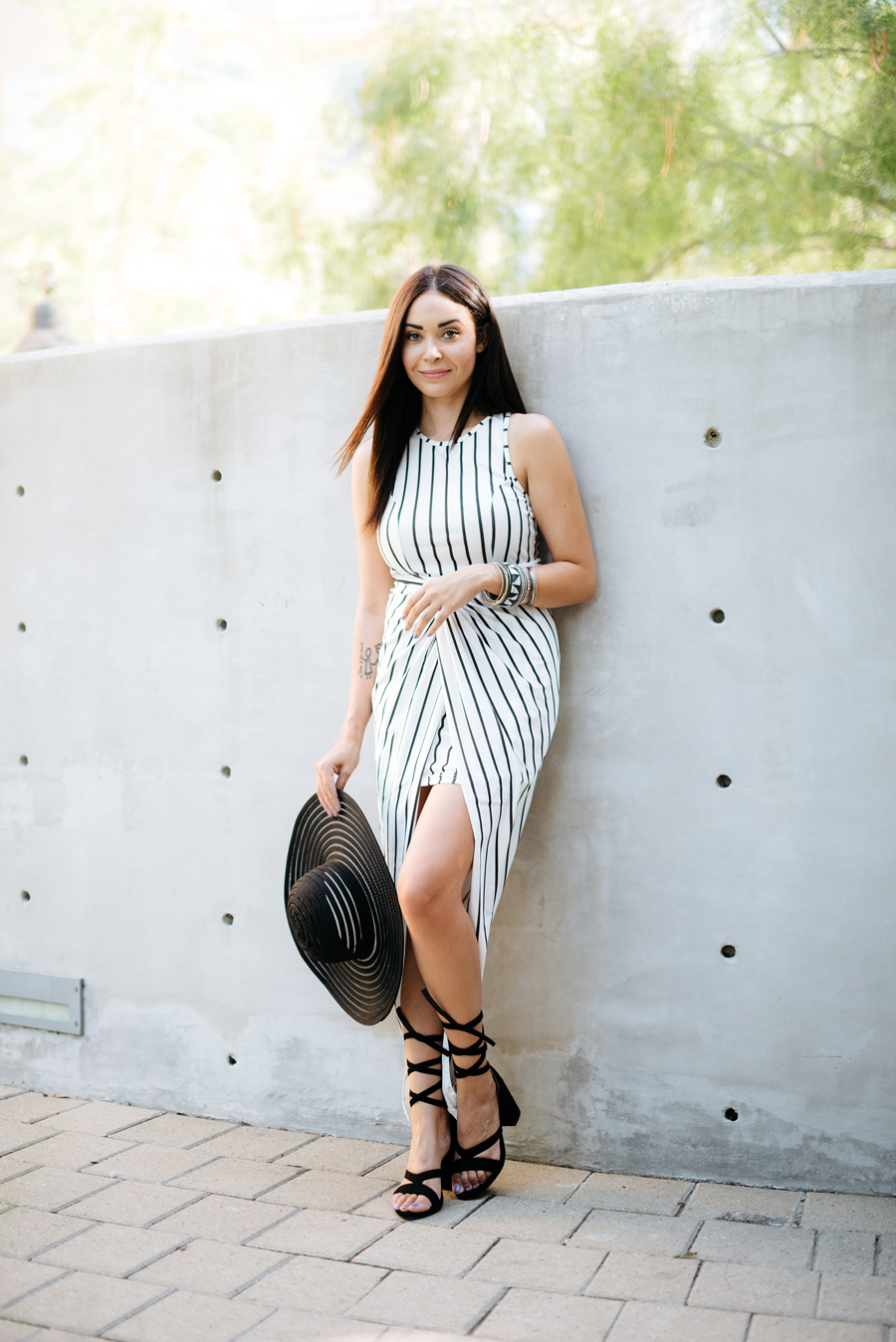 FTT-ZAFUL-BLACK-WHITE-STRIPES-SUMMER-CHIC-8