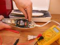 Electric Knife Repair