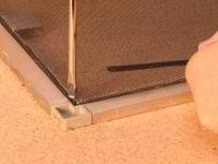 Window or Door Screen Repair