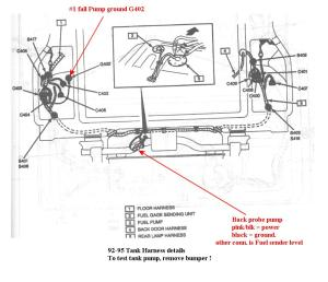 87 Suzuki Samurai Fuse Box Diagram | Wiring Library