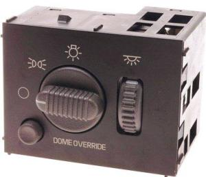 GM Dash Lights Broken, Thanks Headlight Dimmer Switch