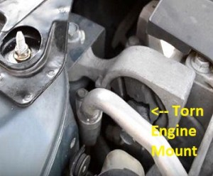 Solve the Nissan Altima Motor Mount Problem on