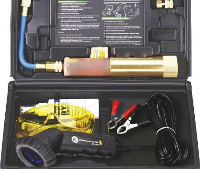 Master Cool Refrigerant Leak Detector