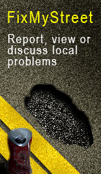 FixMyStreet - report, view or discuss local problems