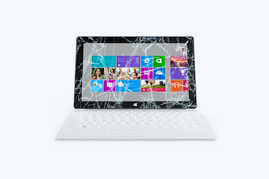 Surface Pro 5 Screen Repair