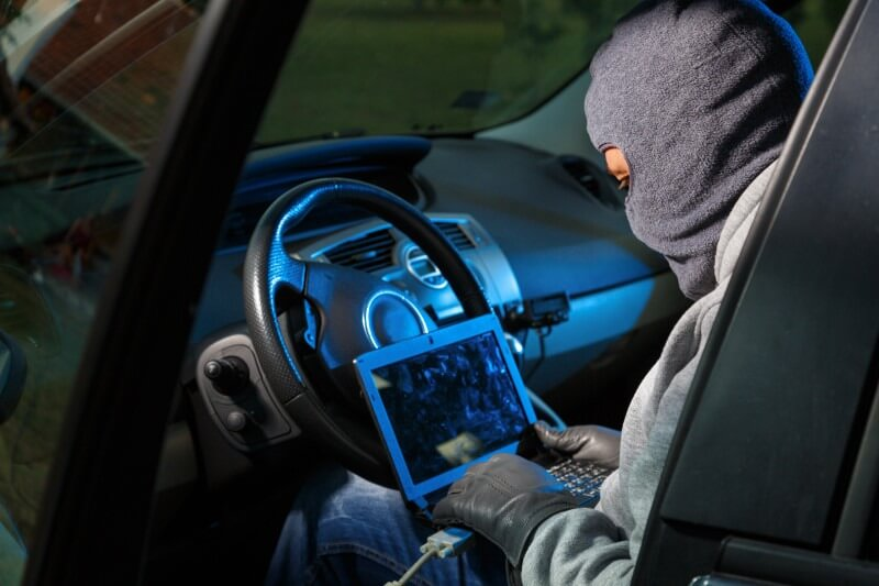 keep your car safe from car hackers