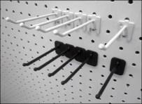 One-Hole Pegboard Hooks Compared