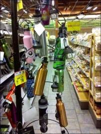 Tree-like Bottle Merchandiser