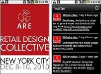 Futuristic A•R•E Conclave App