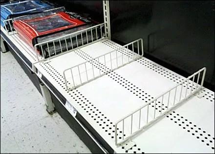 Base Deck Store Fixtures
