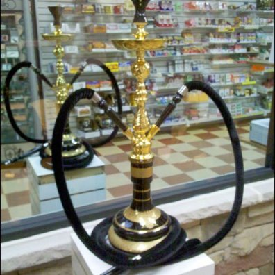 Giant Hookah Point of Purchase Head Shop Icon
