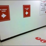 Floor and Wall Graphics Coordinate