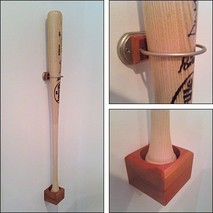 Collectable Bat Holder as Fixture