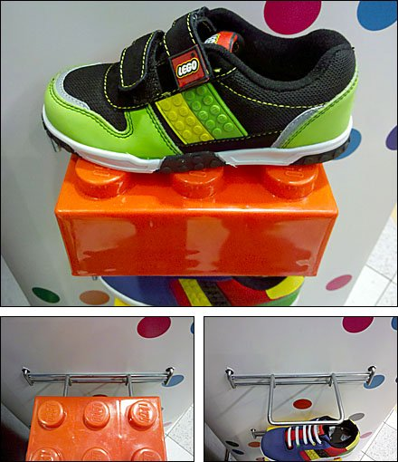 Shoe Ledge Outfitting