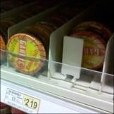 Spice Condiment Shelf Management Detail
