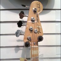 Fender Guitar Slatwall Hook