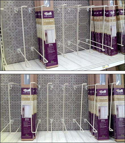 Straight-Entry All Wire Shelf Dividers