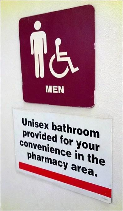 Unisex Store Fixtures