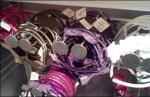 Twinned Disk Finial Hooks