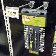 Twin Hooked Socket Wrench Set