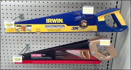 Twin Saws Twin Hooked