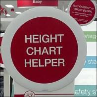 Height Measurement POP Detail