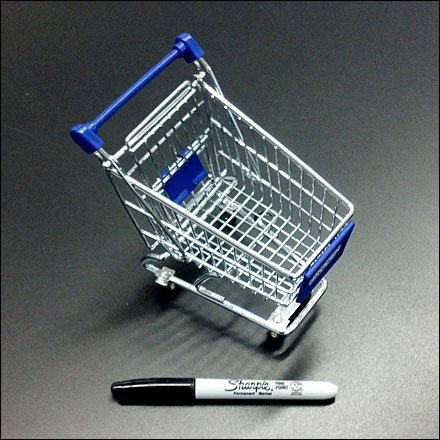Shopping Cart Promotional Tool
