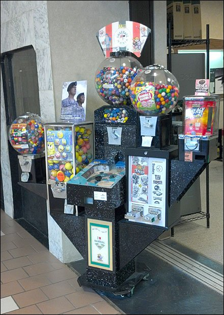 Gumball Machines Updated Diagonal