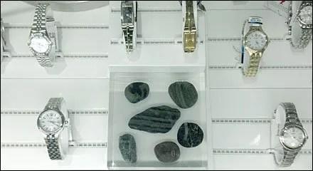Rare Rock Wrist Watch