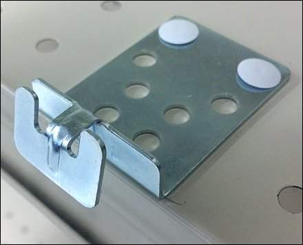 FISH Tip Shelf Adaptor Closeup