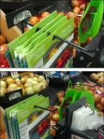 Retail Bag Dispenser Cross-Sell