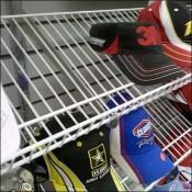 Endless Ledge Cap Merchandising