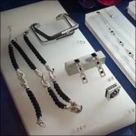 Square Ring and Square Bracelet
