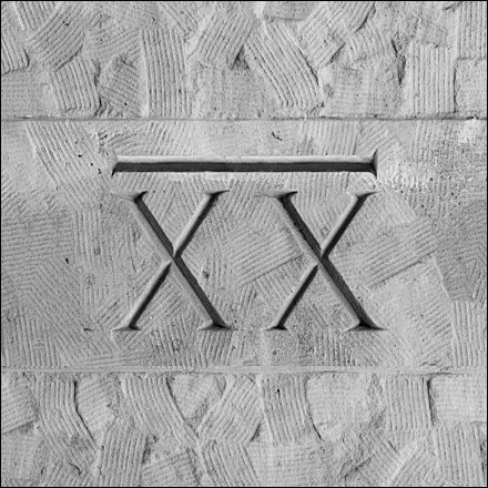 Higher Math in Roman Numerals