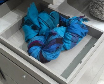 Scarves Braided in Trays Main