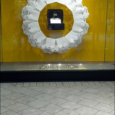 Vuitton Circle The Shirts Snowflake