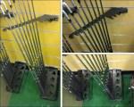 Slatwall Hook For Golf Clubs